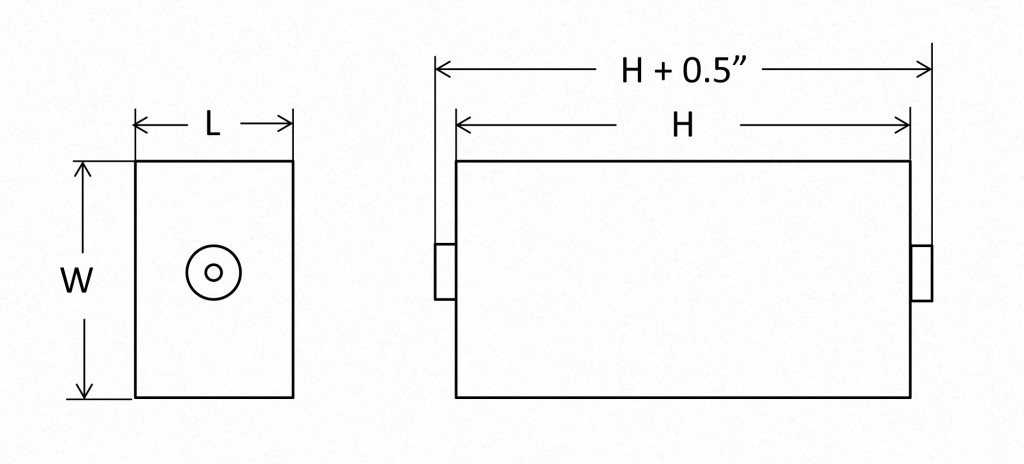 Plastic Case Capacitors Rev A Diagram
